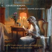 Charles Bordes - Mélodies oeuvres pour piano